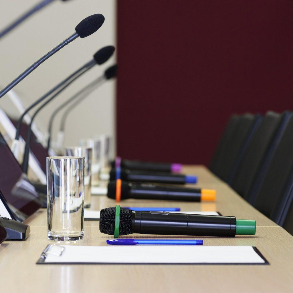 Elektronisk mødeafvikling